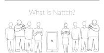 Nattch, social network senza pubblicità