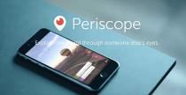 App Periscope, la vita in diretta su Twitter