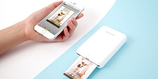 stampante zip polaroid