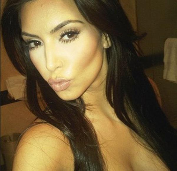 selfie perfetto bacio