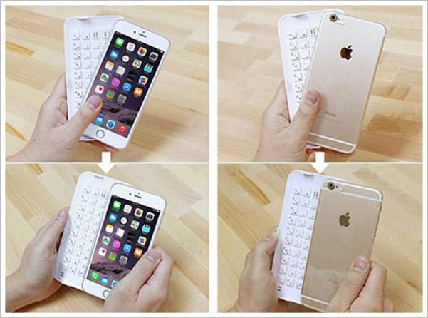 tastiera esterna iphone 6 plus