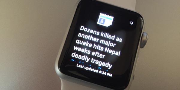 app google apple watch