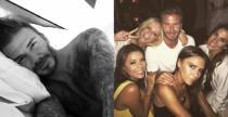 David Beckham su Instagram