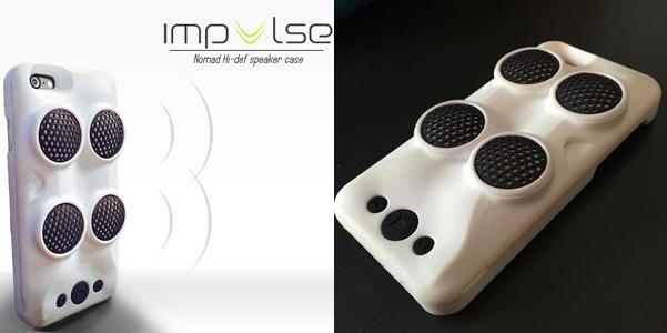 impulse iphone case 5