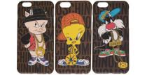 Cover Moschino con i Looney Tunes