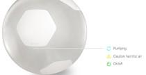 Purity ball, il pallone che purifica l'aria mentre si gioca