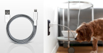 Cavo iPhone che non si rompe, Titan Lightning Cable