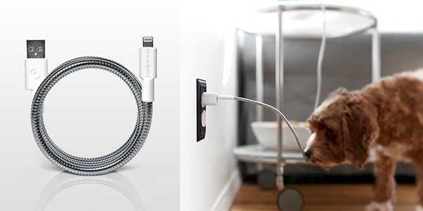cavo iphone Titan Lightning Cable