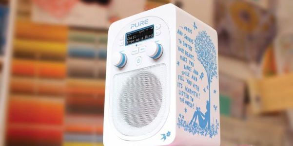radio pure evoke d2
