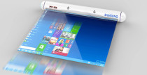 Samsung Flexible Roll, il tablet ispirato alla pergamena