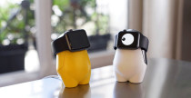 WatchMe, lo smartwatch stand di Vivien Muller