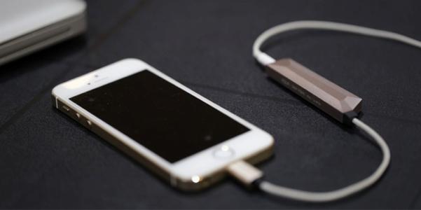 Amplificatore smartphone Aqua