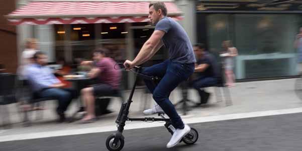 bicicletta elettrica a-bike