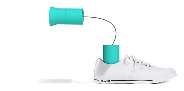 odori scarpe Water Vacuum
