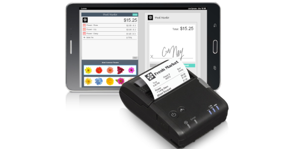 stampante epson mobilink