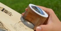 Febo, una penna a energia solare