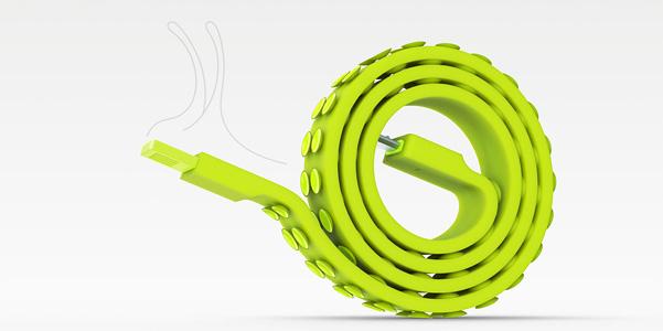 cavo usb snail haptor