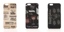 Le cover per iPhone di Eataly