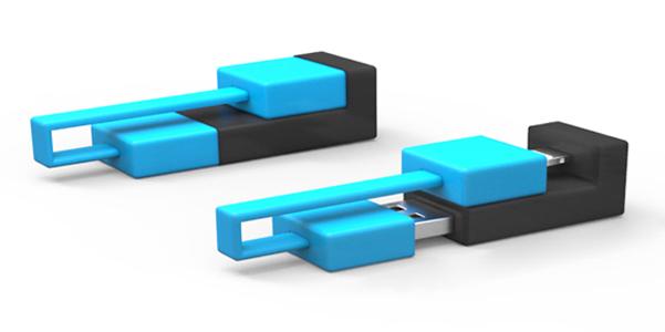 binary chiavetta multifunzione