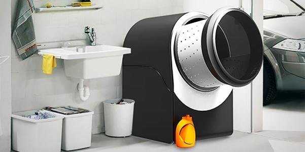 lavatrice tilt