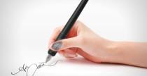 Veri Pen, la penna con impronta digitale