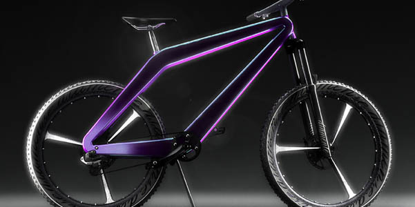 bici diamante