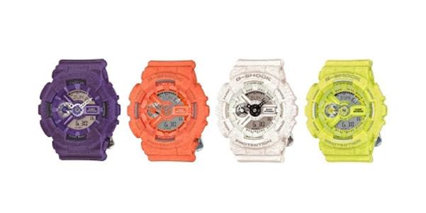 orologi casio s series heathered