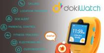DokiWatch, lo smartwatch per bambini