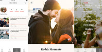 Kodak Moments, la nuova app fotografica