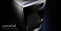 Wavelet, un forno a microonde per i vestiti
