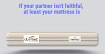 Smarttress, il materasso che svela l'infedeltà