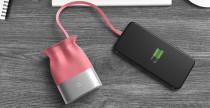 Omio, la batteria esterna con pochette