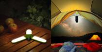 Suaoki, lanterna a energia solare