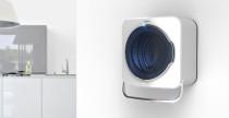 Samsung appende la lavatrice al muro