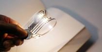 Light Bookmark , il segnalibro con luce da lettura