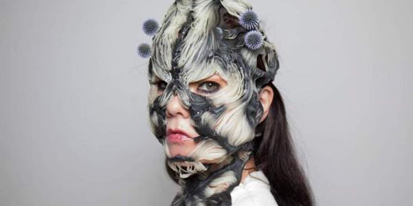 maschere-3D-bjork