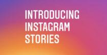 Instagram Stories, cos'è e come funziona