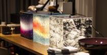 Stoned Light Cube