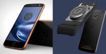 Moto Mods per smartphone Moto Z