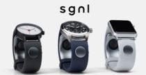 Sgnal, il cinturino hi-tech per l'orologio