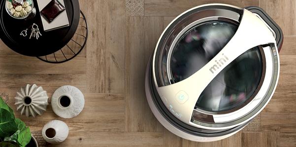 mini-lavatrice