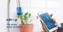 eDrop, risparmiare acqua con lo smartphone