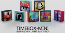 Divoom Timebox Mini, speakers con pixel art