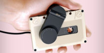 Elbow Cassette Player, il mini lettore per musicassette