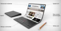 Thinkpad di Lenovo, il nuovo laptop pieghevole