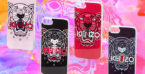 La cover per iPhone 7 Plus di Kenzo Tiger