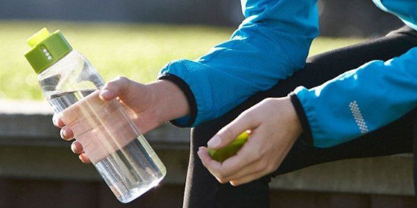 Dot Bottle ti notifica quando idratarti