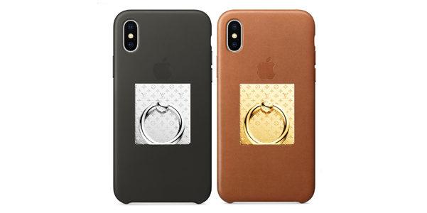 Louis Vuitton Nanogram Phone Ring Holder