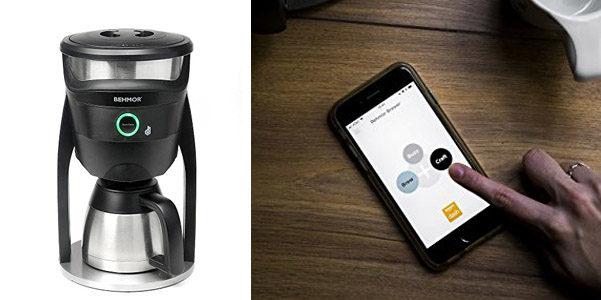 La macchina del caffè che controlli con il cellulare
