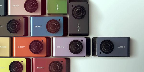 La nuova fotocamera design: Alpha 16 di Sony